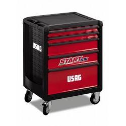 USAG 516 SPV START ROLLER CABINET - 5 DRAWERS (EMPTY)