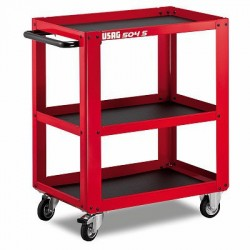 USAG 504 S MULTI-PURPOSE ROLLER CABINET WITH 3 SHELVES