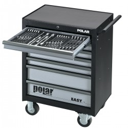 Contimac Tool trolley POLAR - 163 pieces