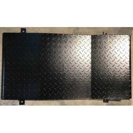 Verlenging oprijplaten HYCD3000 - 100 cm