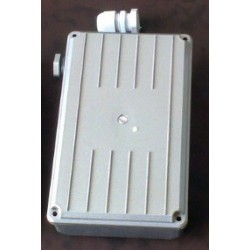Boîte de condensateurs moteur en plastique