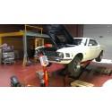 OreikO HYYD2800 Pont ciseaux mobil 2800kg - 220V - CE