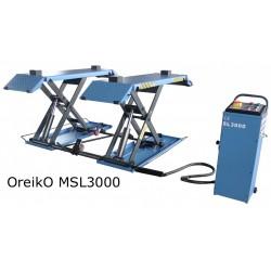 OreikO mobile scissor lift 3000kg eco range 220V