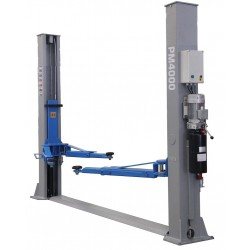 OreikO MT-TP40 LOW - 2 Säulen Hebebühne 4000 kg - 220 V - 220 cm - CE