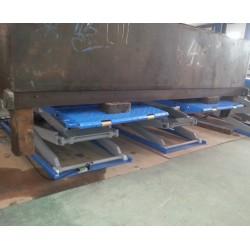 OreikO BJDS3000 Doppelscherenhebebühne Überflurmontage 3000kg - 220V - CE