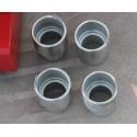 OreikO MSL2500 Verplaatsbare 1 kolomshefbrug 2500kg - 220V - CE