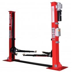 OreikO BJET4000 2 palen / koloms hefbrug - elektrische vergrendeling - 4000kg - 220V - CE