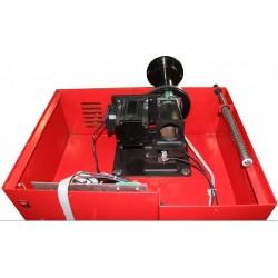 OreikO SWBA24 Semi-automatische Reifenwuchtmaschine 220V - CE