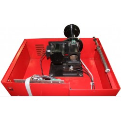 SWBA24 Equilibreuse de roues semi-automatique 220V - CE
