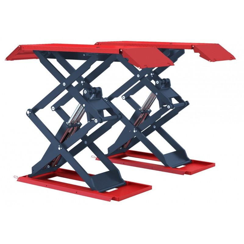 Modena Dubbele schaarhefbrug - 3T
