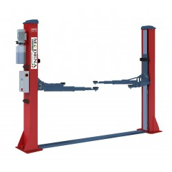 Modena symmetric hydraulic 2 post lift – 5000kg