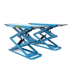RP-Tools Double scissor lift - on floor