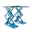 RP-Tools Dubbele schaarhefbrug - opbouw