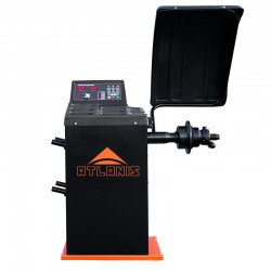 Atlanis tyre balancing machine 10 - 24""