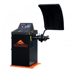 "Atlantis tire mounting machine + balancer 10 ""to 21"" - 230V"