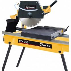 LUMAG STM350-800 Scie mécanique de pierre et carrelage / Scie de maçon