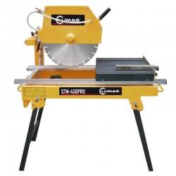 Lumag STM450-700PRO Scie à matériaux sur table 450 – 700mm 2kW