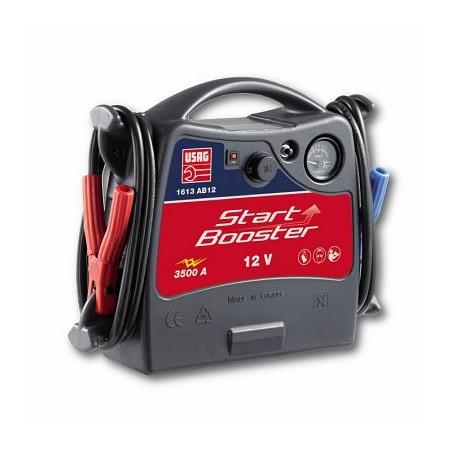 USAG 1613 AB12 Démarreur portable 12V 3500A