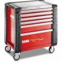 519 R6/4V RACING ROLLER CABINET - 6 DRAWERS (EMPTY)