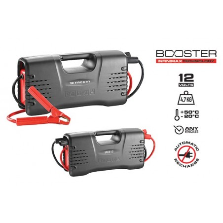 Facom UCB12 - Booster Infinimax Technology