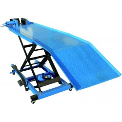 Güde Hydraulic motorcycle lift table