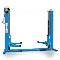 1007/5000 ZAVAGLI S. Elektromechanische 2-kolom spindel UV 3,5 ton 400V met steunbasis