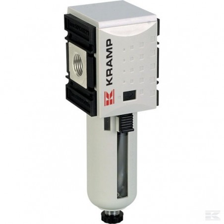 """Compressed air filter + oil lubricator 1/2 """""""