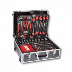 USAG 002 JTM TOOL TROLLEY WITH ASSORTMENT FOR MAINTENANCE 181pcs