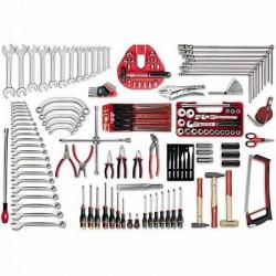 USAG 496 B2 Sortiment von Werkzeugen für die Automobilindustrie (146 Stück)