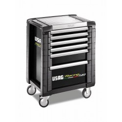 USAG 519 R6/3NV RACING ROLLER CABINET - 6 DRAWERS (EMPTY)