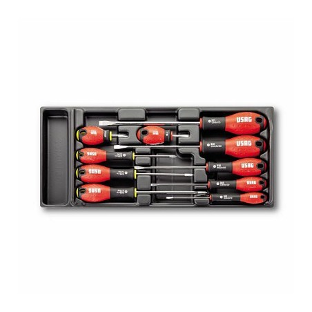 USAG 516 SP6A-S Tool trolley with 151 tools