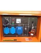 Wisselstukken voor (silent) diesel generators